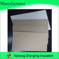 insulating pressed paper board