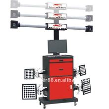 Four wheel alignment Smart Model truck alignment