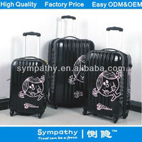 strong parts durable trolley case