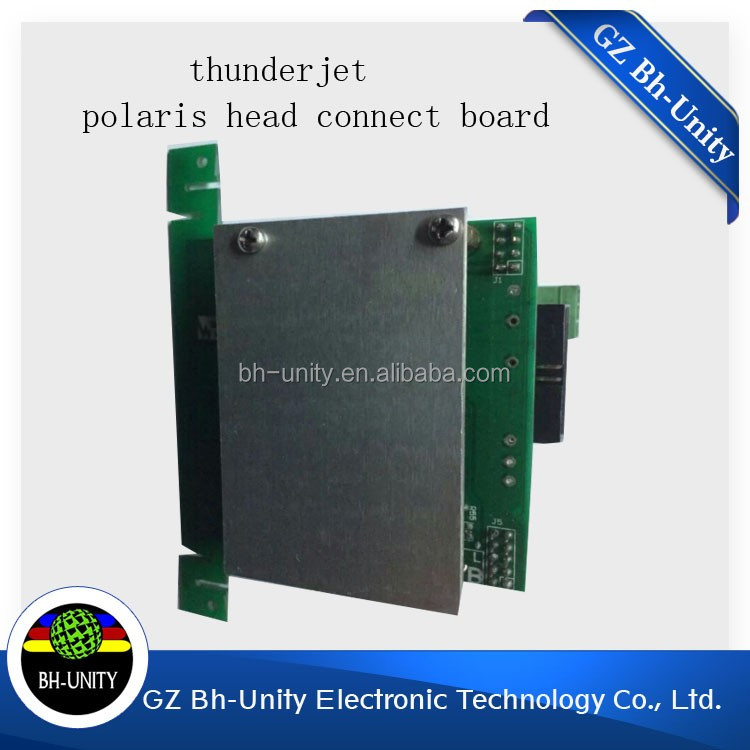 amazing price!!thunderjet printer parts head connect board for spectra polaris 512 head driver board
