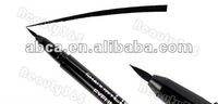 Waterproof black liquid eyeliner pencil European Standard natural waterproof eyeliner