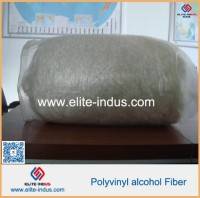 Water soluble Polyvinyl Alcohol fiber for cement construction