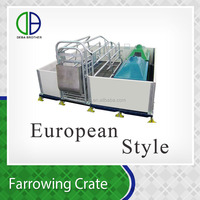 Animal cage farrowing crates for pigs pig pen