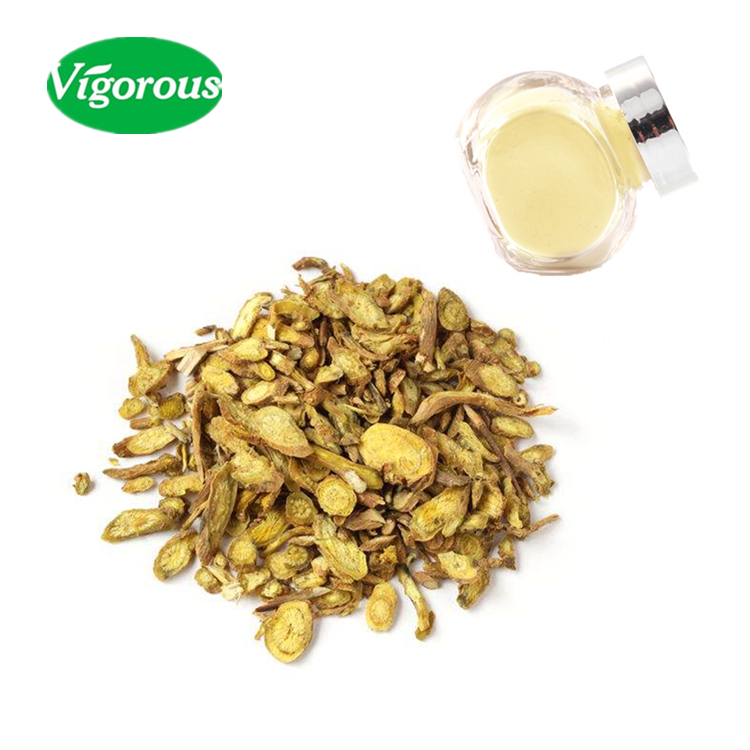 high quality natural Baicalein 98% Huang Qin root Extract