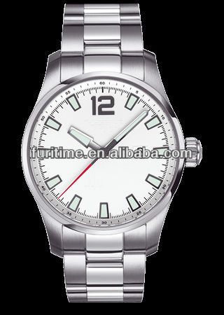 mens diving watches super luminous dial parts 30 ATM watch with super luminous