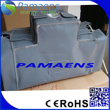 35% energy saving removable thermal insulation jacket for ball valve stop valve