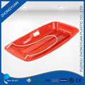 Cheap plastic snow sled/grass sand sled