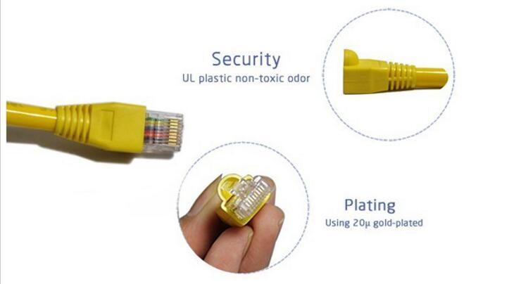 OBD/OBDII/OBD2 RJ45 Мужского на Женский Удлинительный кабель Ethernet серии F кодирования для данных Enet OBD2 кабель