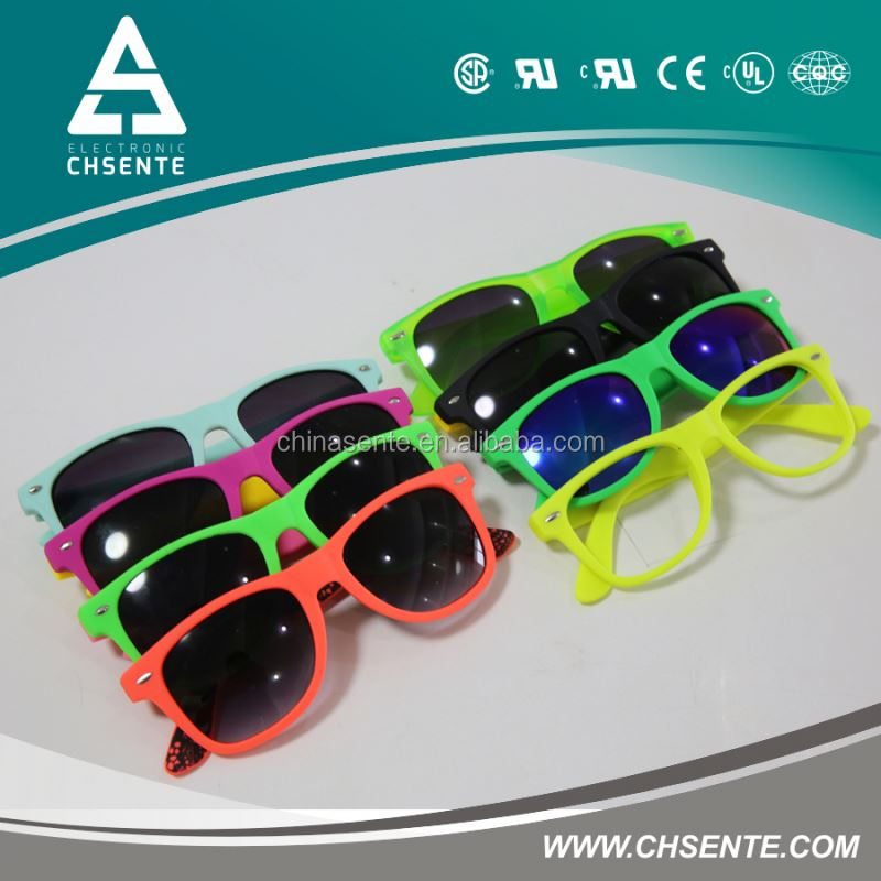 2014 Kids Halloween EVA foam party sunglasses high quality