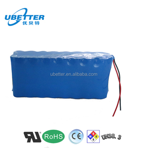 High rate Battery 36V 4.4Ah lithium ion battery pack for E-scooter