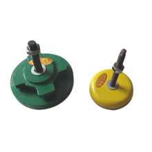 anit vibration machine leveling rubber mount pads for equipment