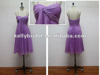 chiffon beaded kaftan dress