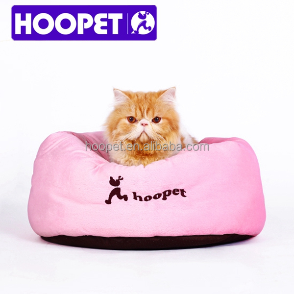 2015 new arrival pink cat sleeping bag pet bed manufacturer cozy pink princess pet bed Supplier