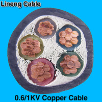 Hebei Lineng 0.6/1KV Electrical Wire and Cables