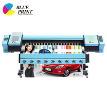 1.8M large format printer eco solvent flex banner printing machine