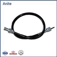High Performence Motorcycle Spare Parts For SUZUKI EN125 TACHOMETER CABLE