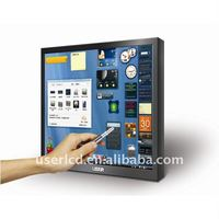 19inch IR Touch Screen Monitor, advertising player