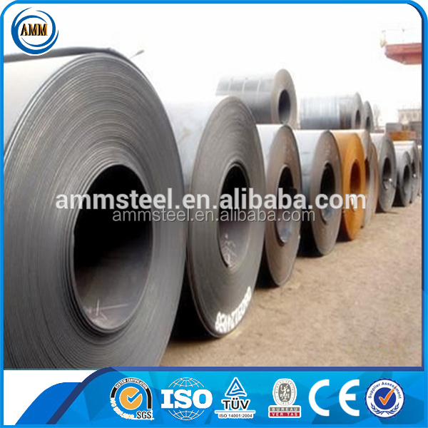 Q235 Q345 SS400 A36 prime hot rolled steel Sheets in coil