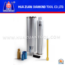widely used diamond core drill bit for hard rock