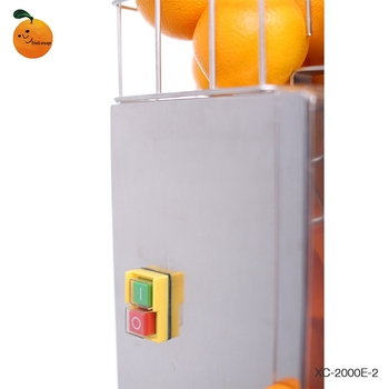 Juicer Xc-2000E-2,Auto Press Orange Juicer
