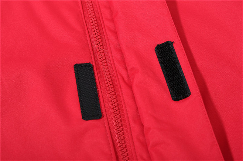 customize light weight waterproof windcheater jacket men