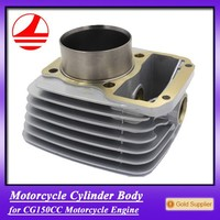 China Good Price Motrcycle Engine Cylinder Body For CG150CC