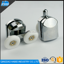 Good Quality Custom Double Shower Wheels Pulley Wholesale China Cheap Shower Door Rollers