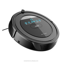 robot vacuum cleaner with mop with water tank