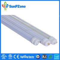 ETL DLC t8 led tube 1200mm 18w work with and without ballast