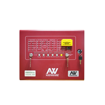 2159 Series Automatic Gas Extinguisher Control Panel With Accessaries