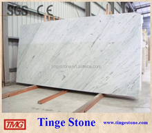 Hot Marble Slab Carrara White Marble Prime