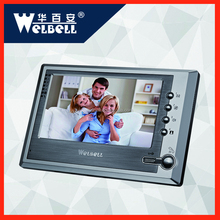 7 inch TFT LCD Display Color Indoor Monitor Video Door Bell System