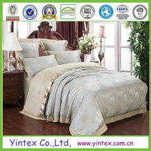 sales high quality holiday silk bedding set
