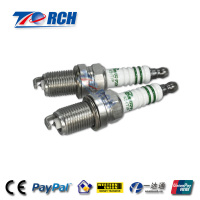 first class china torch K5RDY-11\K5RDY spark plug for TOYOTA PRADO 3.4L VX 5VZ-F equals to denso K16TR11\IK16\VK16 spark plug