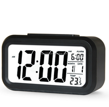 NEW Plastic digital multi alarm clock talking table clock digital alarm clock