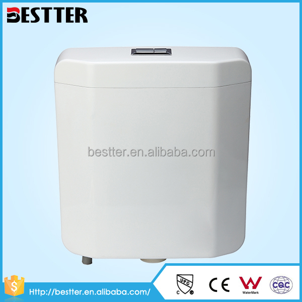 Patents product pp material wall-hung cistern square shape toilet tank