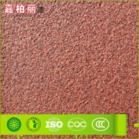 Caboli colored silica sand of natural stone paint