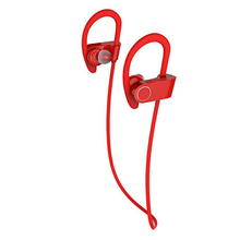Sweatproof Noise Cancelling Stereo Magnetic Sport Wireless Bluetooth Earphone