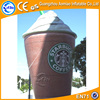 Advertising inflatable model giant inflatable coffee cup for sale