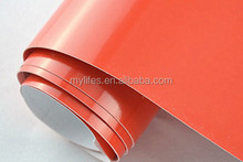 Vinyl Glossy Car Wrap/High Glossy Films/Glossy Black Self Adhesive PVC Film