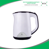 1.2L kitchen appliances stainless steel electric water kettle