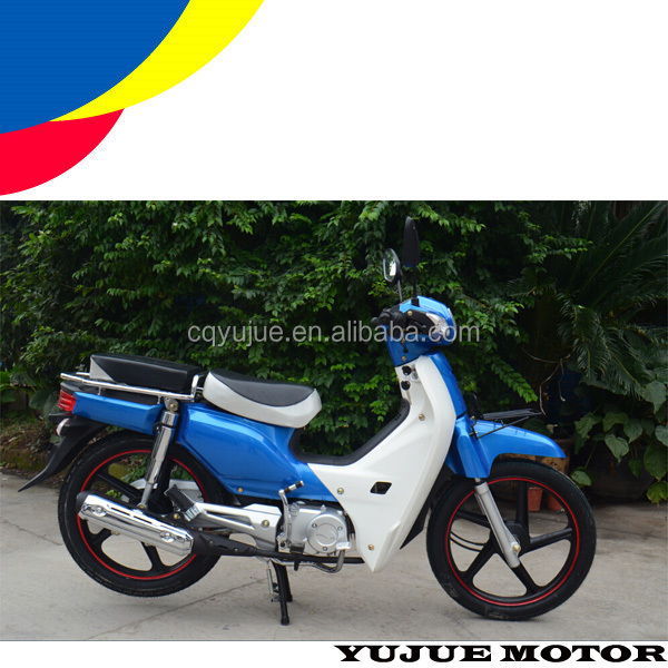 Best selling high quality cheapest air cooled mini cub motorcycle 110cc