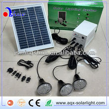 CE,RoHs,Portable Solar Power System for home lingting