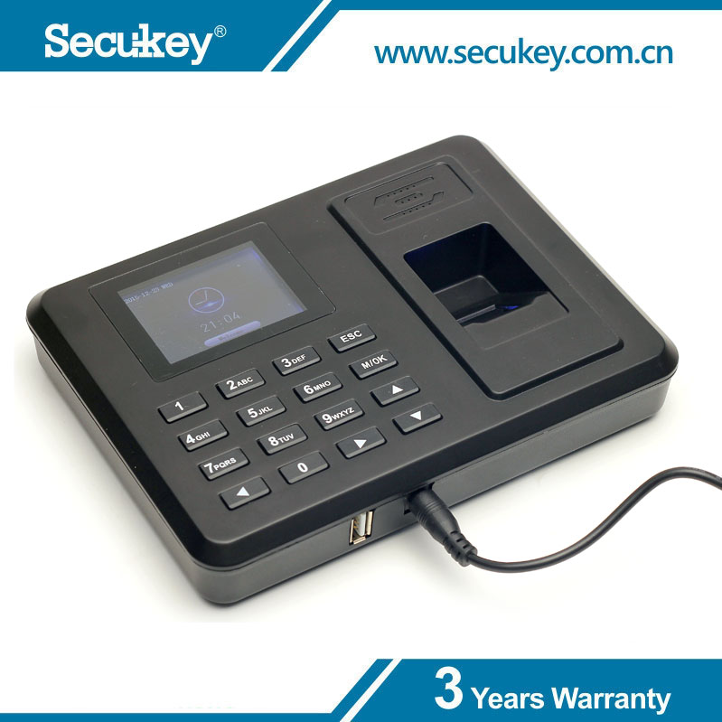 Biometric Fingerprint Attendance Machine Reader With SDK