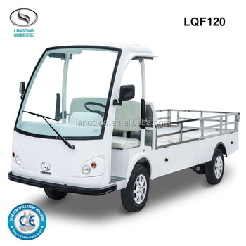 High-efficiency Electric Pick up Truck LQF120 for sale