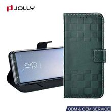 OEM ODM pu leather cell phone case for samsung galaxy s5