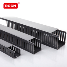 Professional And Leading Manufacturer low smoke and halogen Plastic Cable Trunking