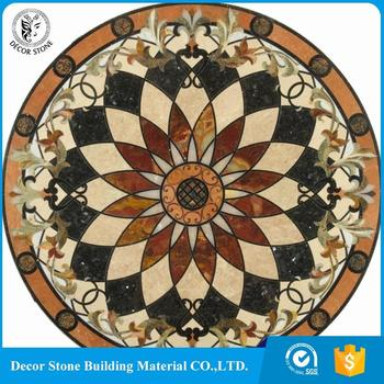 high quality outdoor stone flooring medallions wholesale online