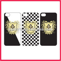 For custom iphone 4 hard case