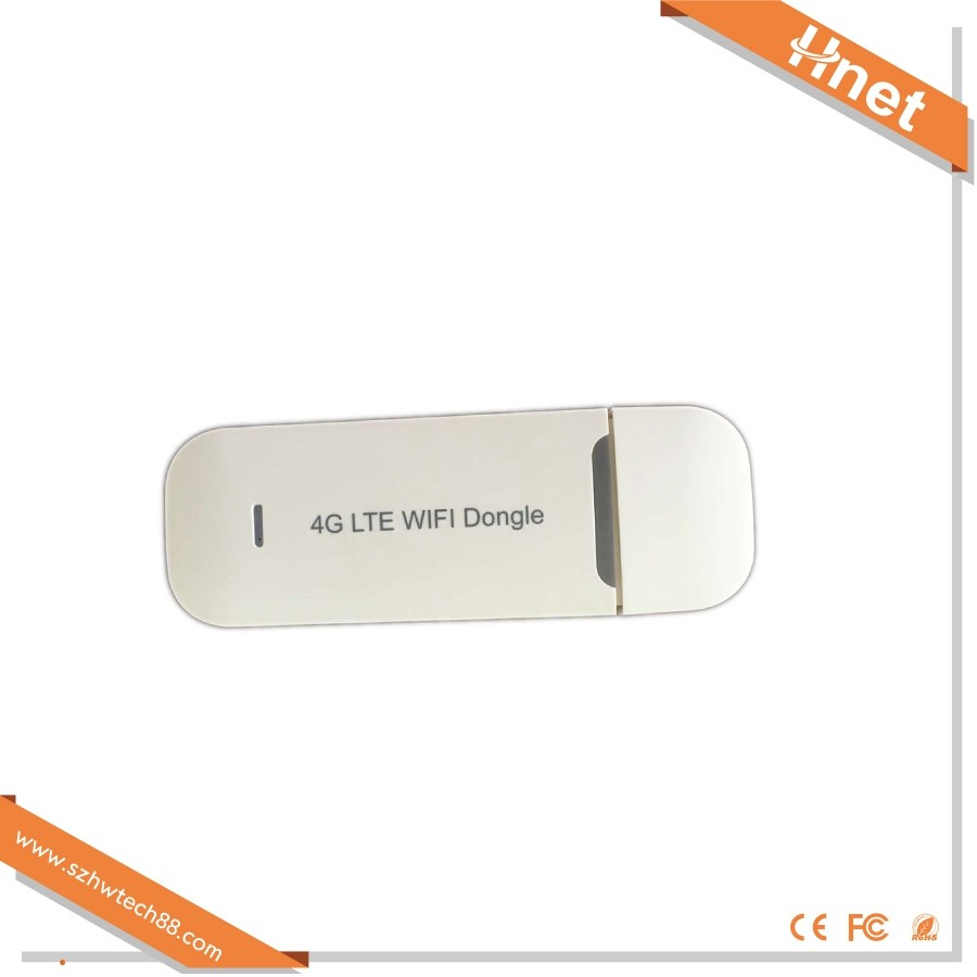 OEM Brand 4G LTE USB Dongle USB Stick Mobile Broadband Modem Support Wifi Mode